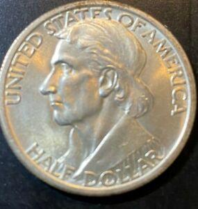 1936-P Daniel Boone Commemorative Half Dollar