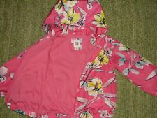 Baby GAP Beautiful Floral Jacket w/ Hood Girls 3T