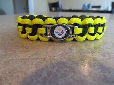 Pittsburg Steelers NFL Paracord Bracelet