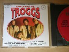 CD / THE TROGGS / THE BEST OF THE TROGGS / TRES BON ETAT