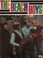 BEACH BOYS 1965 PARTY! TOUR CONCERT PROGRAM BOOK BOOKLET BRIAN WILSON / VG 2 NMT