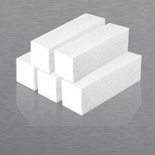 Feilblock Schleifblock Buffer WEISS 10 Stück Körnung 100 Polier BLOCK