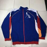 Philippines Track Jacket Style 3XL Zip Up Pilipinas