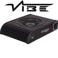 VIBE LiteAir Optisound aktiv 20cm Subwoofer mit integriertem Verstärker