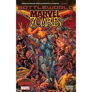 Marvel Zombies: Battleworld TP - Secret Wars - Graphic Novel - Spurrier - NEW