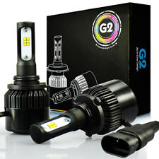 JDM ASTAR G2 8000LM 72W HB4 9006 Headlight Low Beam /Fog Light  LED Bulbs White