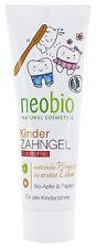 Dentifrice bio enfants sans fluor 50 ml Neobio