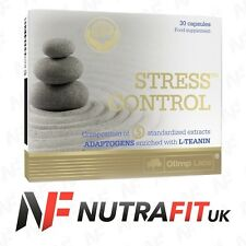 OLIMP STRESS CONTROL natural herbal quick relief
