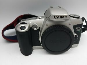 Canon EOS 500N 35mm film SLR Camera Body With Strap