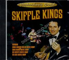 YESTERDAY'S GOLD SKIFFLE KINGS. A NEW 20 TRACK MUSIC CD