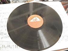 Fritz Krauss : Lohengrin - wagner - disque Voix de son maitre  n° EJ 140