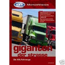 MotorVision: GIGANTEN DER STRASSE - Vol. 2 - XXL-Fahrzeuge (DVD) *NEU OVP*