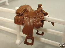 Western Saddle Miniature 1/24 Scale 1/32 Scale Diorama Item Buy 1 Get one Free!!