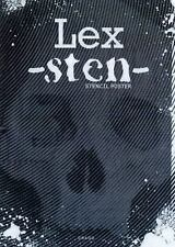 Stencil Poster (36 Chambers): By Lex and Sten