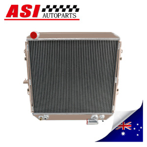 4 ROW CORE Radiator For Toyota SURF HILUX LN130 LN106 107 LN111 2.4/2.0 Diesel