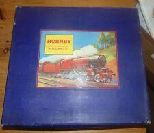 More details for hornby o gauge m1 passenger train set locomotive tender 3435 key coaches track