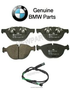 Details about  /For 2010-2013 BMW X6 Brake Pad Set Front Bendix 16829RY 2011 2012 M