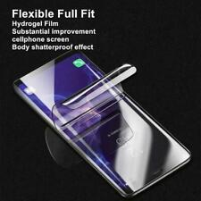 15D Hydrogel Protective Full Cover Soft Screen Protector Film For iPhone Samsung