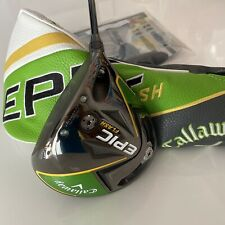 ***STRAIGHT FROM CALLAWAY TOUR VAN*** EPIC FLASH ZUB ZERO TRIPLE DIAMOND DRIVER