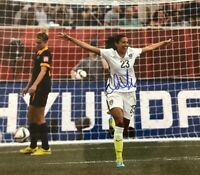 Christen Press Autographed Signed 8x10 Photo REPRINT