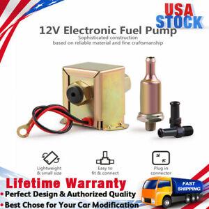 Universal Facet 5/16'' 90 L/h 4-7PSI 12V Electric Gas Fuel Pump Low Pressure
