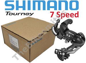 Shimano Tourney TY-500-SGS 7 Speed Direct Mount Rear Mountain Bike Derailleur