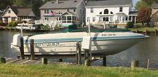 1995 Bayliner Rendezvous 26' Deck Boat & Trailer - Maryland