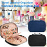 Pouch Bag Travel Jewelry Organizer Necklace Ring Storage Holder Display Case