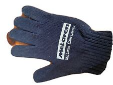 More details for mclaren f1 gloves as supplied with purchase of the greatest roadcar to date.