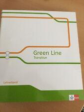 Green Line Transition. Lehrerband mit allen Lösungen und Erwartungshorizonten