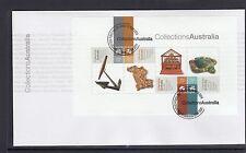 AUSTRALIA - 2015 COLLECTIONS AUSTRALIA MINISHEET on FDC - .