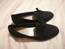 Carvela Black Suede Shoes