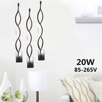 20W Modern Minimalist LED Light Indoor Wall Lamps Sconce Fixture for Bedroom