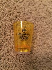 Bacardi Mango Fusion Drinking Alcohol Shot Glass Drink Cup Light Up Party Fun