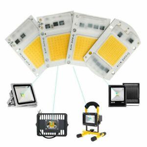 COB LED Chip 230W 50W 70W 100W 20V Input Integrated Smart IC Driver Flood light