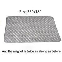 AU Ironing Blanket Magnetic Pad Laundry Mat Cotton Ironing Ironing Pad 33×18''