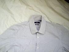 Hugo Boss Regular Fit Herrenhemd,Gr.39-15 1/2,Schwarz/Weiß,2x getragen,sehr gut
