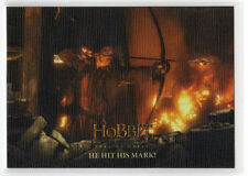 The Hobbit The Battle of the Five Armies - Base Card 09 Canvas Parallel 27/75