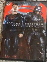 Batman v Superman: Dawn of Justice (DVD, 2016)