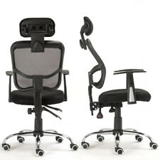 Ergonomic Mesh High Back Executive Computer Swivel Desk Task Office Chair Black