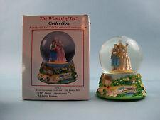 Wizard Of Oz Musical Snow Globe - Dorothy/Glinda - Dave Grossman 1995