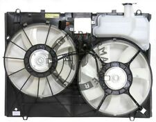 Engine Cooling Fan Assembly Performance Radiator fits 2007 Toyota Sienna 3.5L-V6
