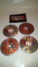 FATAL FURY SPECIAL + SAMURAI SHODOWN SEGA MEGA CD DEMO DISCS RARE