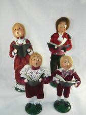 Byers Choice Carolers 1995 Especially  Made for Talbots Caroling Family