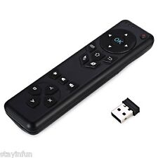TZ MX5 2.4G Wireless Remote Control Air Mouse USB Receiver For Andriod TV Box