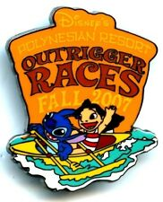 WDW - Cast Exclusive - Outrigger Races - Fall 2007 (Prototype) (Lilo & Stitch)