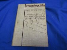 B1039 Well Worn Roads of Spain, Holland, and Italy by F. Hopkinson Smith 1896