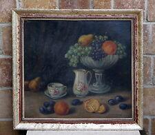 Künstlerische Malereien als Original der Zeit von 1900-1949