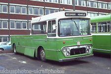 Crosville AJA142B 6x4 Bus Photo