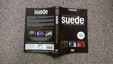 SUEDE MUSIC INTRODUCING THE BAND [RARE EDITION] LIVE DOCUMENTARY DVD MINT